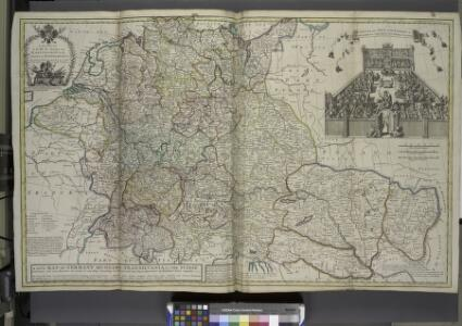 A new map of Germany, Hungary, Transilvania & the Suisse cantons, ...