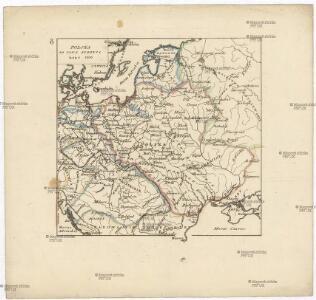 Polska za Jana Alberta roku 1500