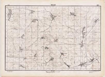 Lambert-Cholesky sheet 3567 (Moşuni)