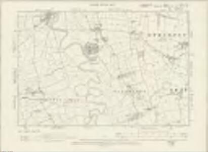 Denbighshire XXIX.NE - OS Six-Inch Map
