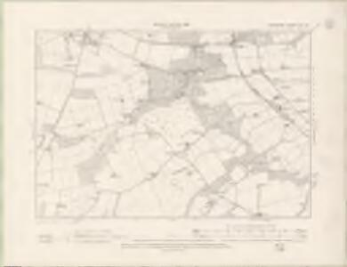 Perth and Clackmannan Sheet CVII.SE - OS 6 Inch map