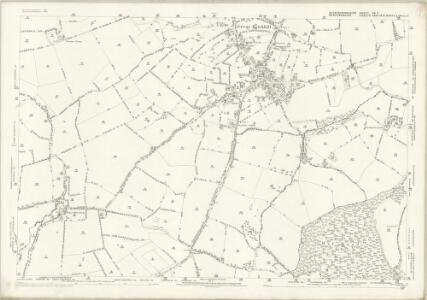 Buckinghamshire XX.7 (includes: Great Brickhill; Soulbury) - 25 Inch Map