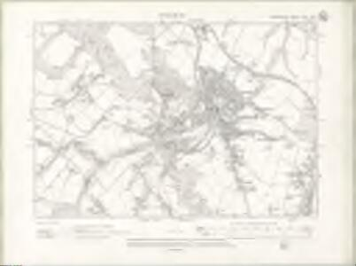Lanarkshire Sheet XVIII.SW - OS 6 Inch map