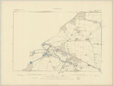 Nottinghamshire VII.NE - OS Six-Inch Map