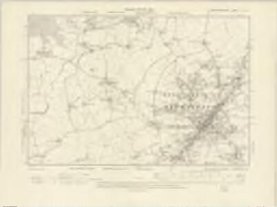 Worcestershire XV.SE - OS Six-Inch Map