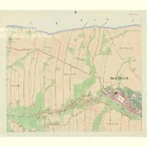Grulich - c3491-1-003 - Kaiserpflichtexemplar der Landkarten des stabilen Katasters