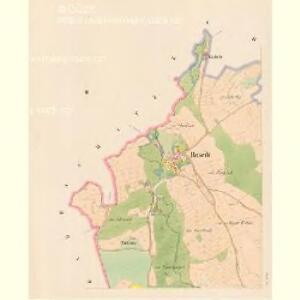 Rosedt (Rosedlo) - c6586-1-001 - Kaiserpflichtexemplar der Landkarten des stabilen Katasters