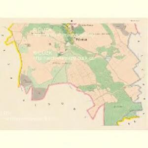 Wihořau (Wihařow) - c0174-1-002 - Kaiserpflichtexemplar der Landkarten des stabilen Katasters