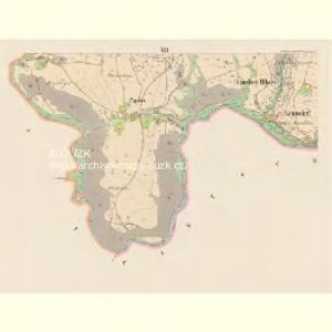 Himmlisch Ribney (Nebeska Ribna) - c4974-1-006 - Kaiserpflichtexemplar der Landkarten des stabilen Katasters