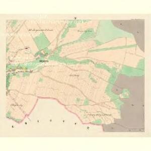 Neugedein (Nowakdyne) - c3085-1-004 - Kaiserpflichtexemplar der Landkarten des stabilen Katasters