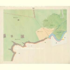 Bisenz (Bzenec) - m0321-1-017 - Kaiserpflichtexemplar der Landkarten des stabilen Katasters