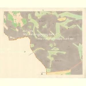 Wrazow (Wracow) - m3464-1-009 - Kaiserpflichtexemplar der Landkarten des stabilen Katasters