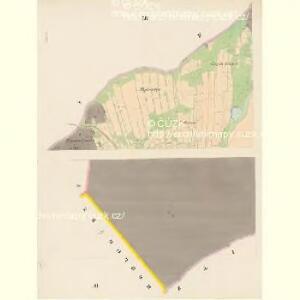 Bugau - c0660-1-004 - Kaiserpflichtexemplar der Landkarten des stabilen Katasters