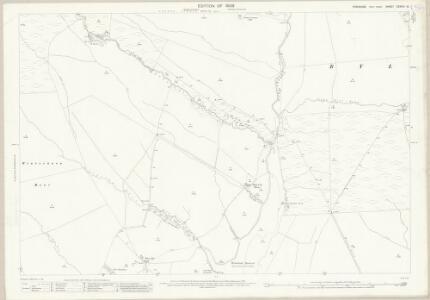 Yorkshire CXXXIII.15 (includes: Flasby With Winterburn; Hetton; Rylstone) - 25 Inch Map
