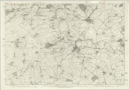 Essex XIV - OS Six-Inch Map