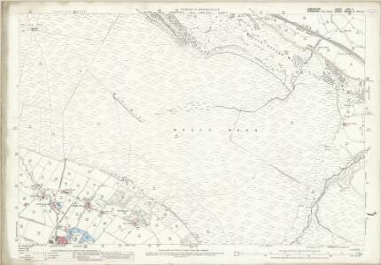 Lancashire LXXII.4 (includes: Bacup; Cliviger; Todmorden) - 25 Inch Map
