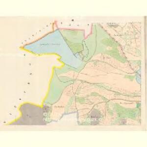 Zamlekau - c9165-1-003 - Kaiserpflichtexemplar der Landkarten des stabilen Katasters