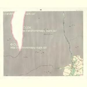 Gross Aurzim (Welky Auřim) - c8466-1-008 - Kaiserpflichtexemplar der Landkarten des stabilen Katasters
