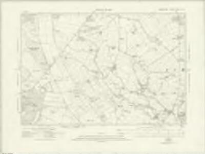 Derbyshire XXIX.NE - OS Six-Inch Map