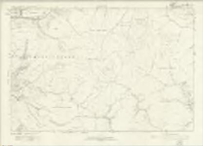 Derbyshire III - OS Six-Inch Map