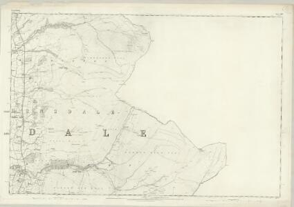 Westmorland XLIV - OS Six-Inch Map