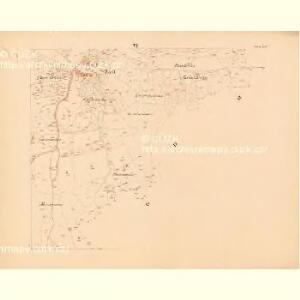 Tisch - c3678-1-004 - Kaiserpflichtexemplar der Landkarten des stabilen Katasters