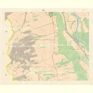 Odrau (Odry) - m2103-1-006 - Kaiserpflichtexemplar der Landkarten des stabilen Katasters