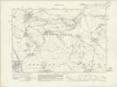 Somerset VII.NE & SE - OS Six-Inch Map