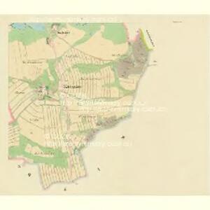 Krassau - c3511-1-004 - Kaiserpflichtexemplar der Landkarten des stabilen Katasters