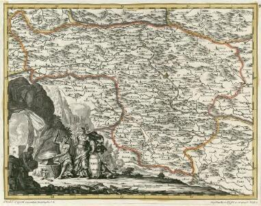 Ducatus Styriae Tabula