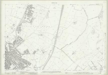 Gloucestershire LXXII.5 (includes: Bristol; Winterbourne) - 25 Inch Map