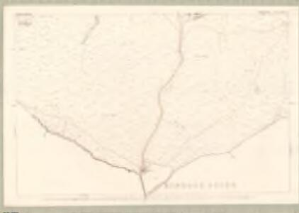 Perth and Clackmannan, Sheet CXIX.13 (Dunning) - OS 25 Inch map