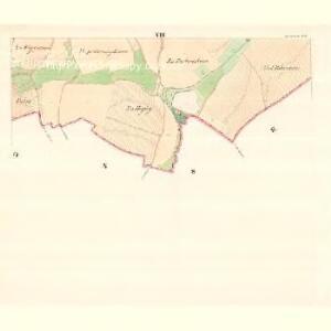 Wesselitzko - m3364-1-007 - Kaiserpflichtexemplar der Landkarten des stabilen Katasters