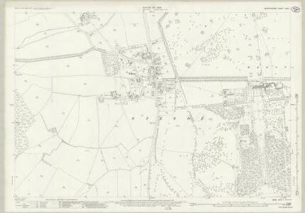 Bedfordshire XXVI.1 (includes: Gravenhurst; Pulloxhill; Silsoe) - 25 Inch Map