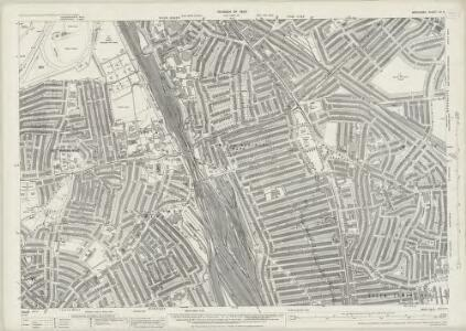 Middlesex XII.6 (includes: Hornsey St Mary; Tottenham; Wood Green) - 25 Inch Map