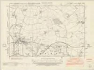 Buckinghamshire III.SW - OS Six-Inch Map
