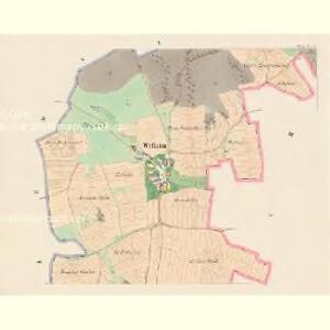 Wellana - c3079-1-005 - Kaiserpflichtexemplar der Landkarten des stabilen Katasters