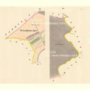 Woyes - m2991-1-002 - Kaiserpflichtexemplar der Landkarten des stabilen Katasters