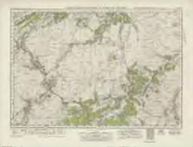 Granton-on-Spey  & Strath Dearn (38) - OS One-Inch map