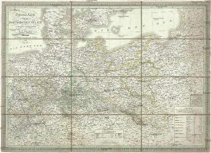 General-Karte von dem Preussischen Staate
