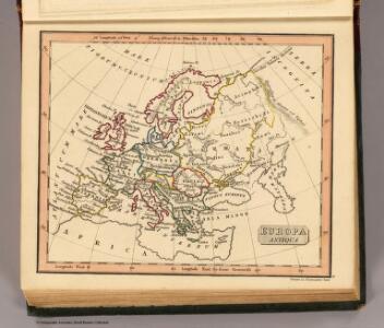 Europe Antiqua.