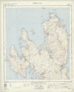 North Skye - OS One-Inch Map