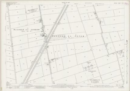 Norfolk LVI.11 (includes: Marshland St James) - 25 Inch Map