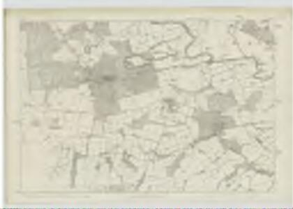 Perthshire, Sheet CVII - OS 6 Inch map