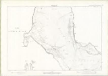 Inverness-shire - Isle of Skye Sheet IX - OS 6 Inch map