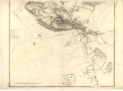 Plan of the Town of Stirling.
