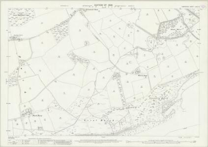 Hampshire and Isle of Wight LXXXI.14 (includes: Beaulieu; Exbury) - 25 Inch Map