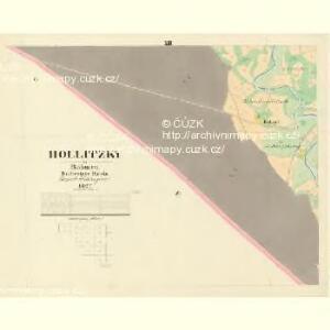 Hollitzky - c1966-1-010 - Kaiserpflichtexemplar der Landkarten des stabilen Katasters