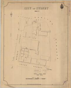 City of Sydney, Sheet F3, 1892