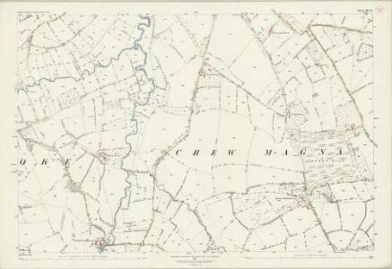 Somerset XII.14 (includes: Chew Magna; Chew Stoke; Stowey Sutton) - 25 Inch Map